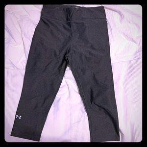 Under Armour grey leggings